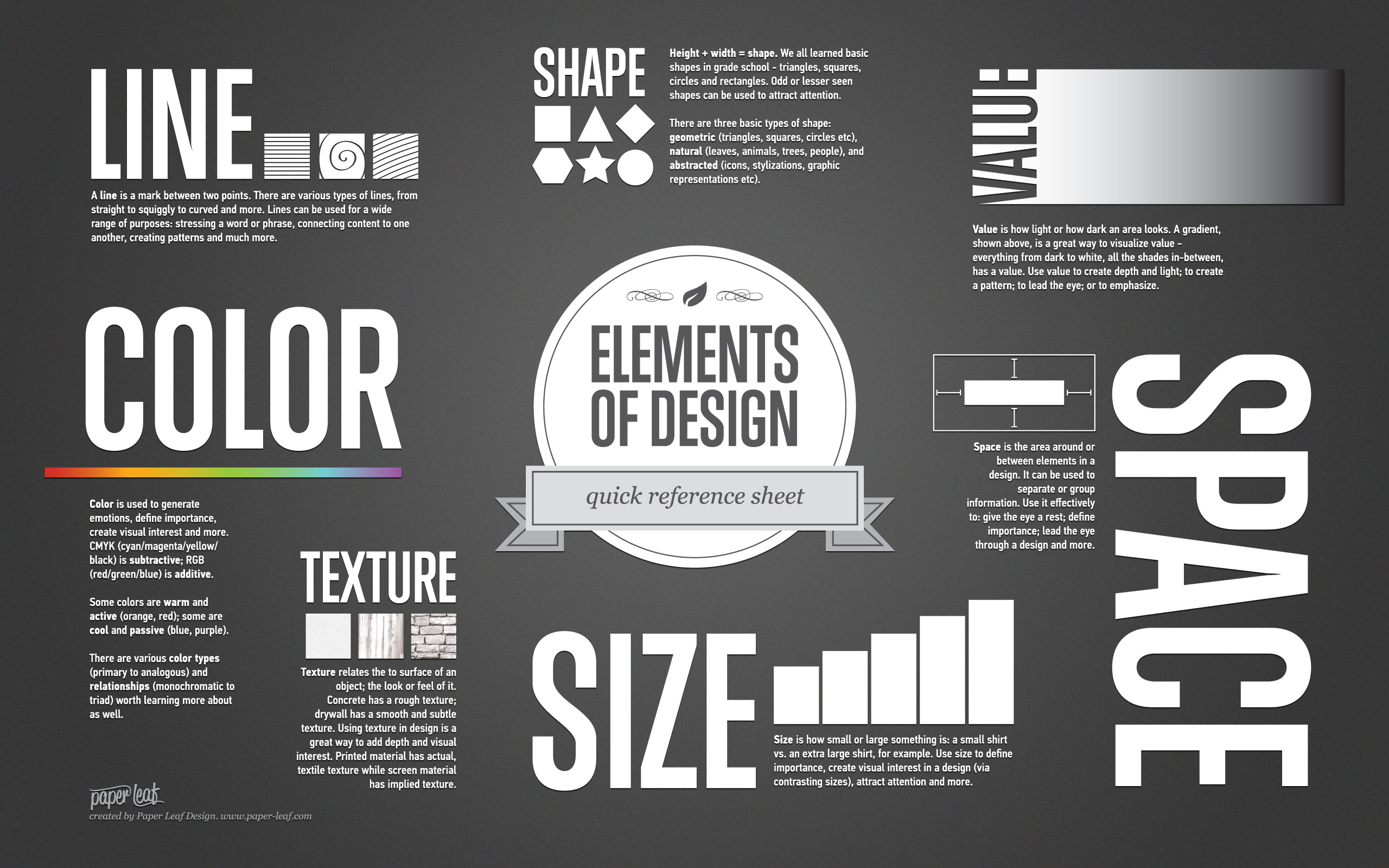 the design elements which are the fundamental units of visual image Visual design elements and principles describe design elements are the basic units of any important elements will not exist and an image without.