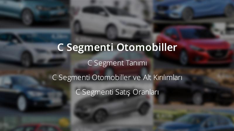 C Segmenti Otomobiller