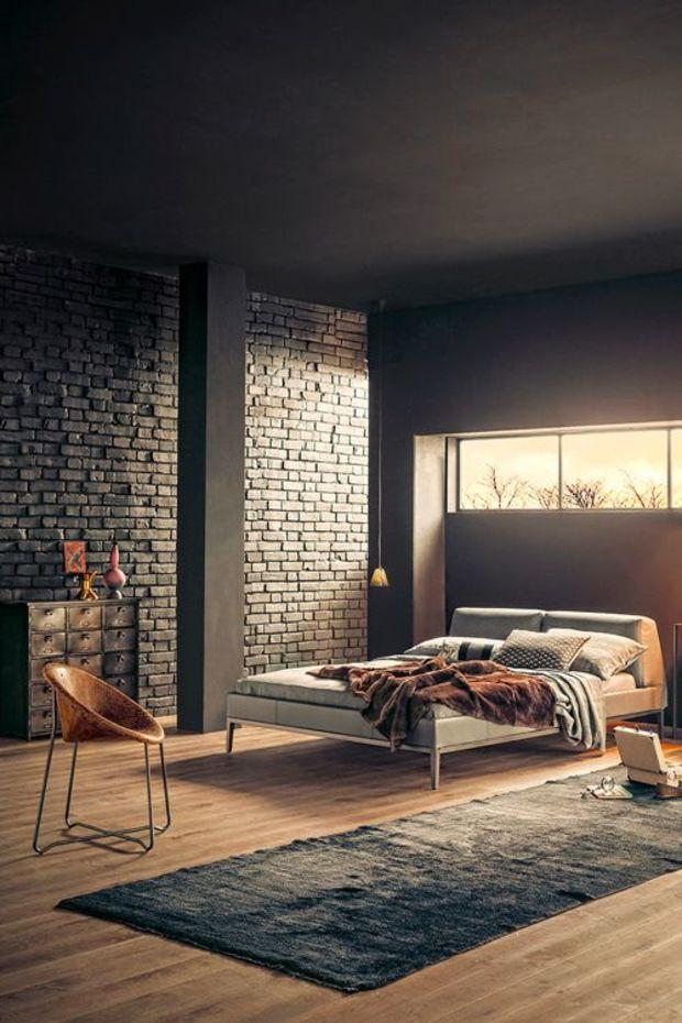 Yaşam Alanları - Minimal Yatak Odaları