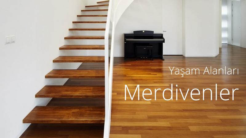 Yaşam Alanları Merdivenler