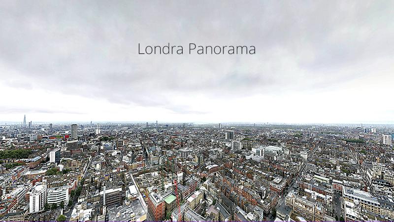 Londra Panorama